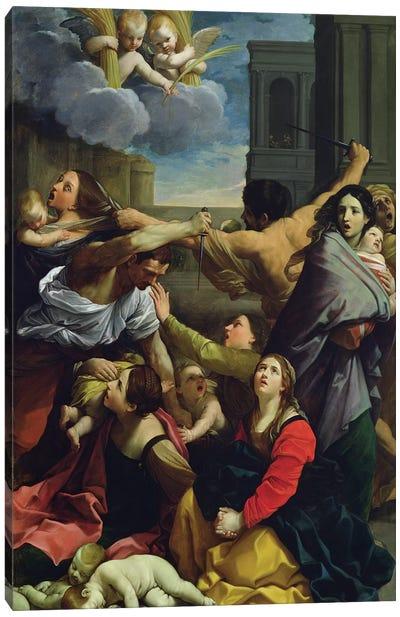 Massacre of the Innocents, 1611  Canvas Art Print