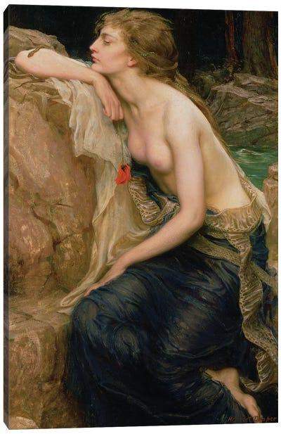 Lamia, c.1909  Canvas Art Print