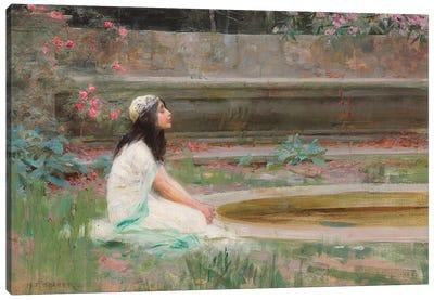 Popeia,  Canvas Art Print