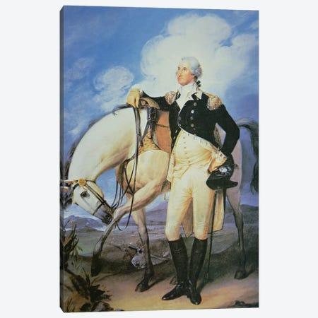 George Washington (1732-99) Canvas Print #BMN8219} by John Trumbull Canvas Art Print