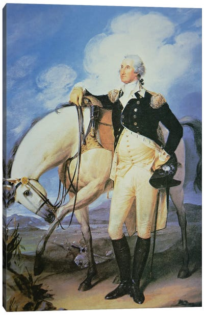 George Washington (1732-99) Canvas Art Print