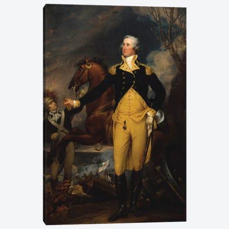 George Washington before the Battle of Trenton, c.1792–94  Canvas Print #BMN8220} by John Trumbull Canvas Art