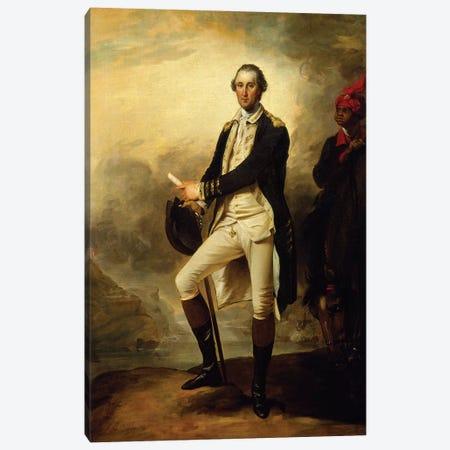 George Washington, 1780  Canvas Print #BMN8221} by John Trumbull Canvas Artwork