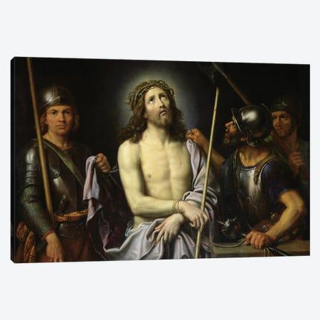 Ecce Homo  Canvas Print #BMN8257} by Pierre Mignard Canvas Wall Art