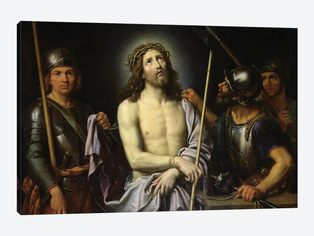 Ecce Homo  by Pierre Mignard 1-piece Canvas Art Print