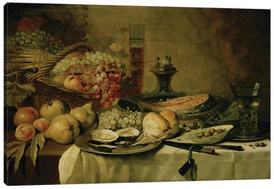 Still Life  Canvas Art Print