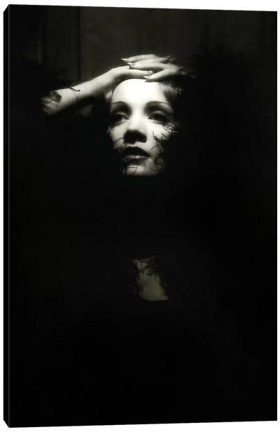 Marlene Dietrich in 'Shanghai Express', 1932  Canvas Art Print