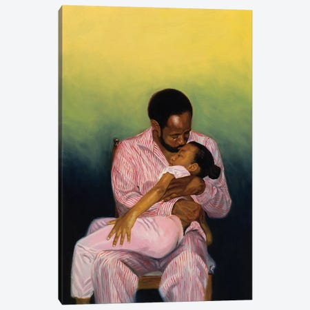 Goodnight Baby, 1998  Canvas Print #BMN8372} by Colin Bootman Canvas Art