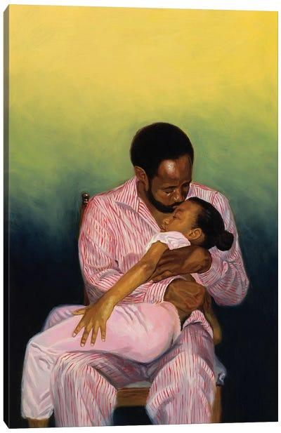 Goodnight Baby, 1998  Canvas Art Print
