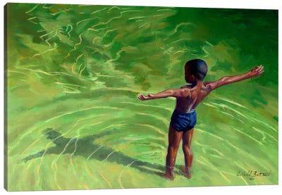 Me, 2011,  Canvas Art Print