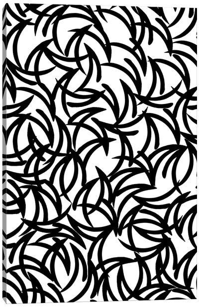 Graphic Geo, 2011  Canvas Art Print