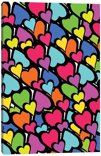 Hearts, 2011  Canvas Art Print