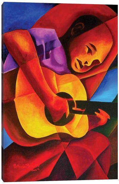 Andres, 2006  Canvas Art Print