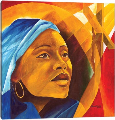 The First Mother, 2006  Canvas Art Print