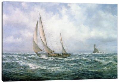 Fastnet Abeam Canvas Art Print