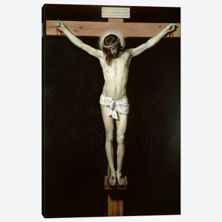Christ on the Cross, c.1630  Canvas Print #BMN847} by Diego Rodriguez de Silva y Velazquez Canvas Print