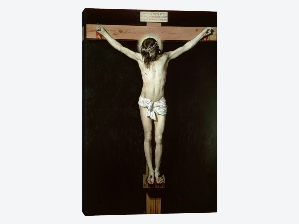 Christ on the Cross, c.1630 by Diego Rodriguez de Silva y Velazquez 1-piece Art Print