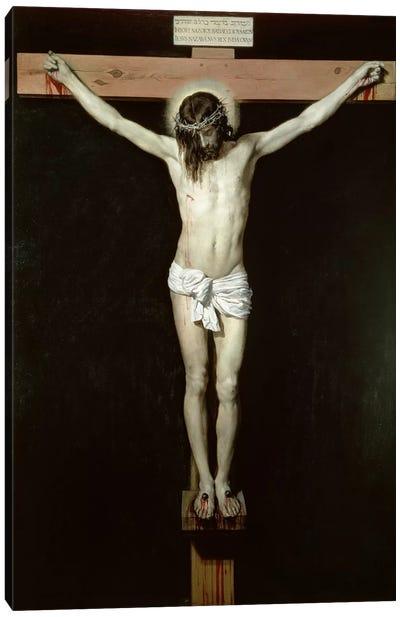 Christ on the Cross, c.1630  Canvas Art Print