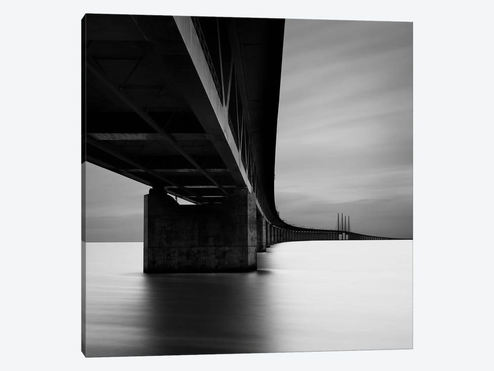 Øresundsbron, Malmö, Sweden, 2012  by Ronny Behnert 1-piece Canvas Artwork