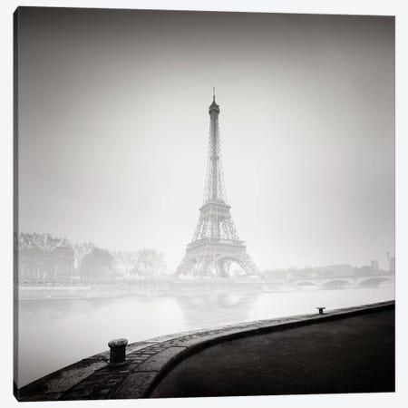 Tour Eiffel, Paris, France, 2013  Canvas Print #BMN8484} by Ronny Behnert Canvas Art Print