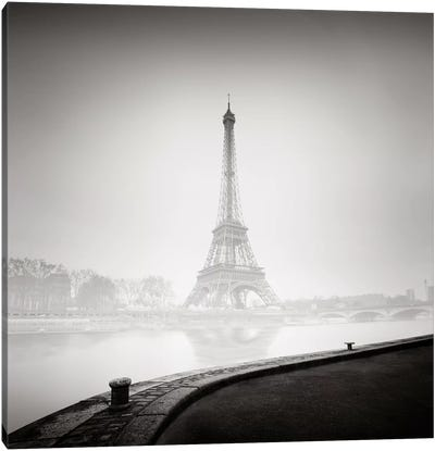 Tour Eiffel, Paris, France, 2013  Canvas Art Print