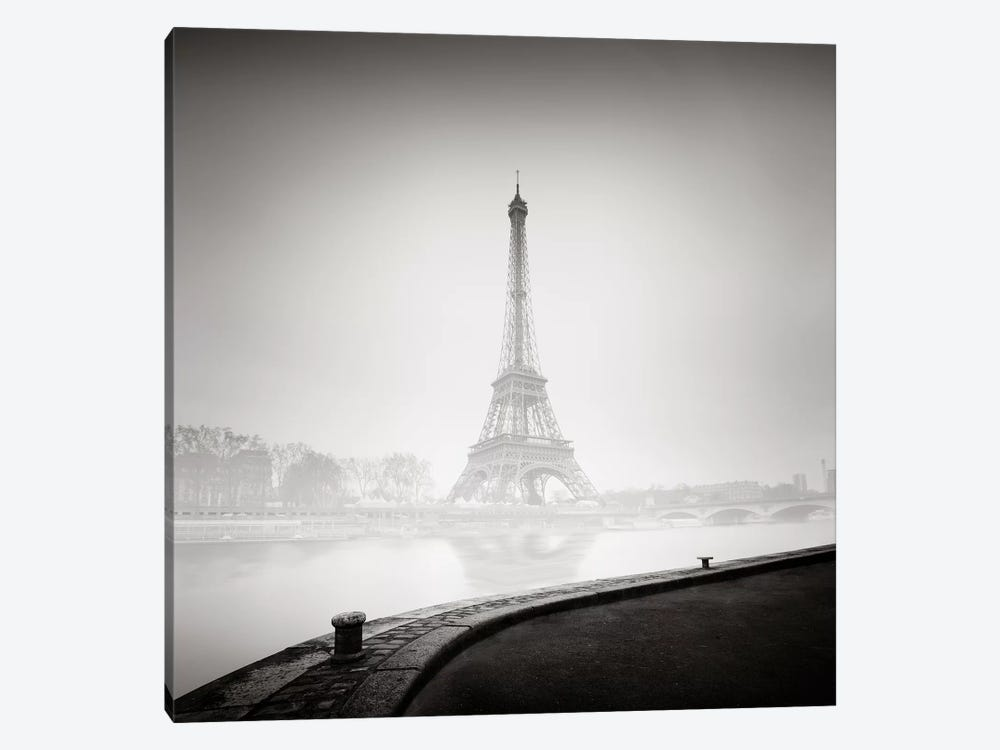 Tour Eiffel, Paris, France, 2013  by Ronny Behnert 1-piece Canvas Art Print