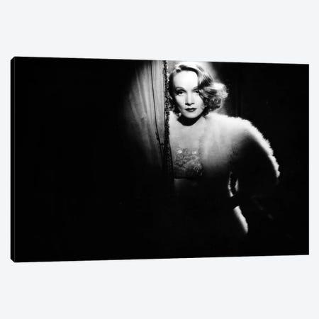 Ange d'Ernst Lubitsch avec Marlene Dietrich, 1937. Canvas Print #BMN8496} by Rue Des Archives Canvas Wall Art