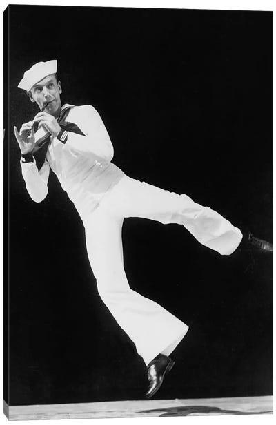 Follow The Fleet de MarkSandrich avec Fred Astaire, 1936 Canvas Art Print