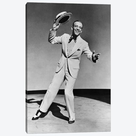 Fred Astaire c.1945 Canvas Print #BMN8556} by Rue Des Archives Art Print