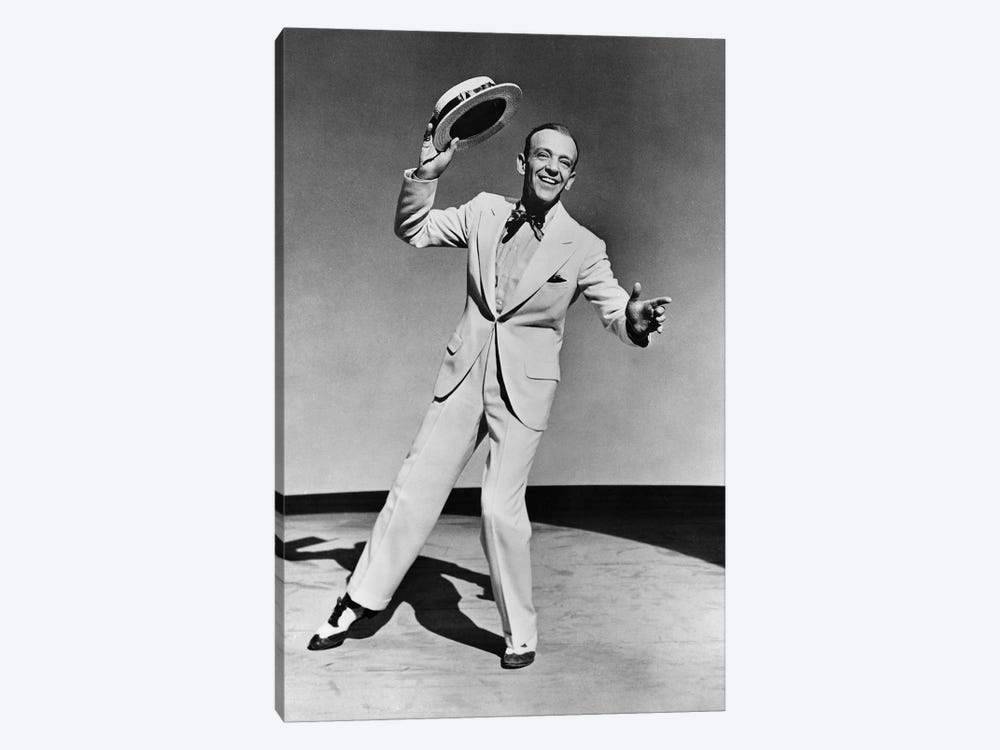 Fred Astaire c.1945 by Rue Des Archives 1-piece Art Print