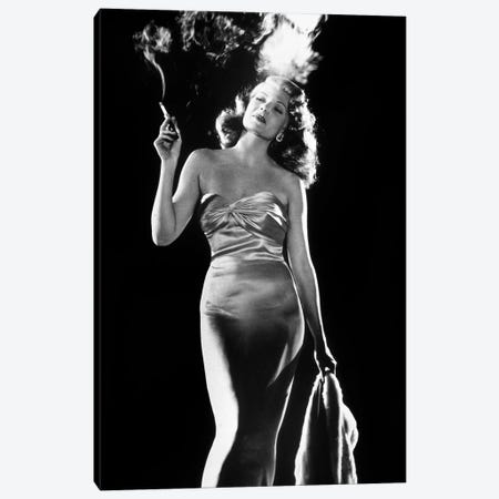 Gilda With Rita Hayworth, 1946 Canvas Print #BMN8564} by Rue Des Archives Canvas Artwork