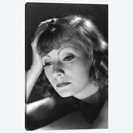 Greta Garbo Canvas Print #BMN8566} by Rue Des Archives Canvas Art