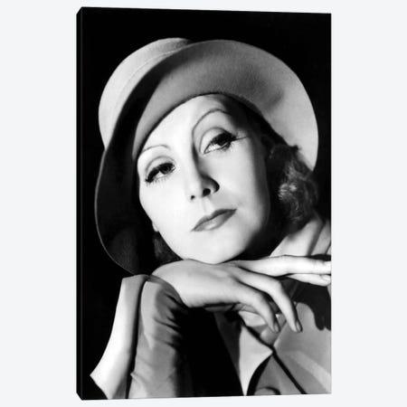 Greta Garbo in 1932 Canvas Print #BMN8567} by Rue Des Archives Canvas Art