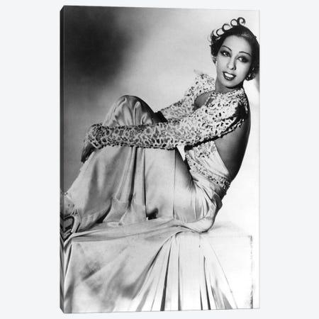 Josephine Baker Canvas Print #BMN8582} by Rue Des Archives Canvas Art Print