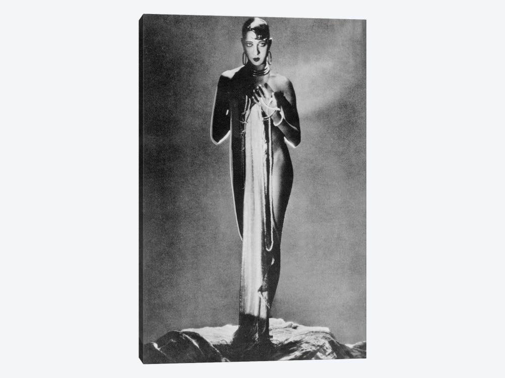 Josephine Baker by Rue Des Archives 1-piece Canvas Print