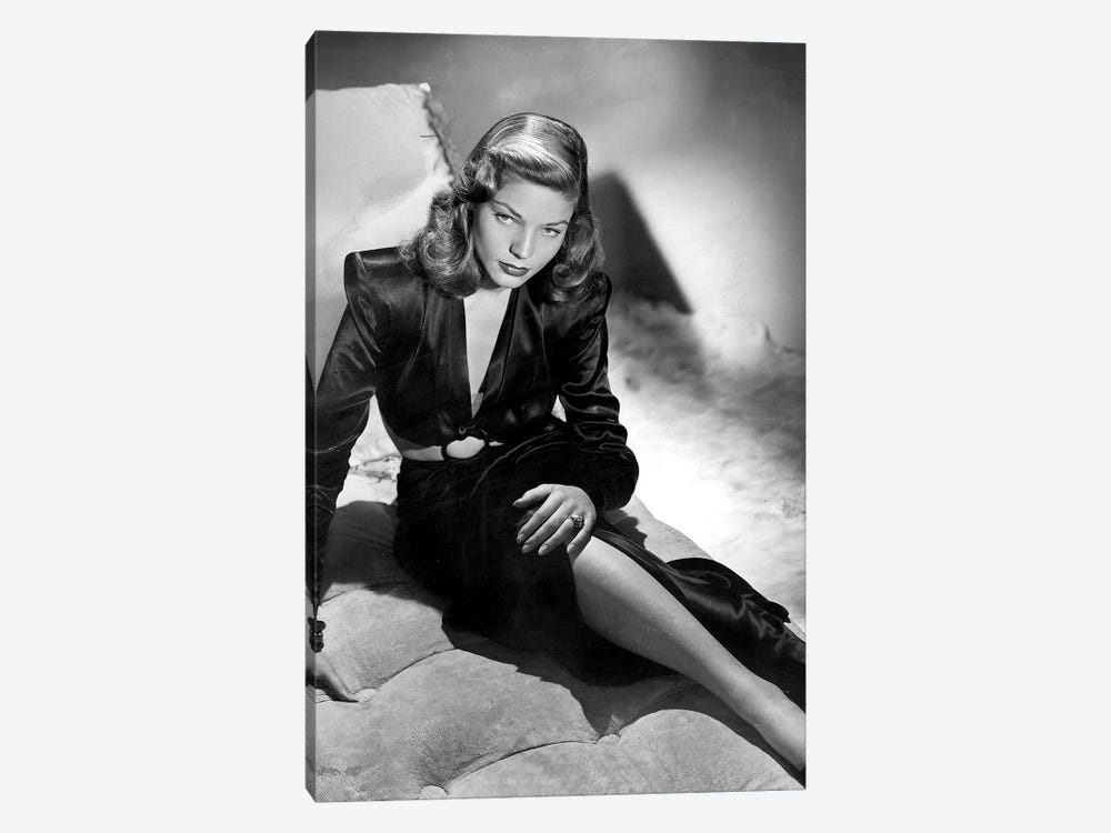 To Have And Have Not With Lauren Bacall, 1944  by Rue Des Archives 1-piece Canvas Wall Art