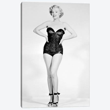 Marilyn Monroe Canvas Print #BMN8598} by Rue Des Archives Canvas Art
