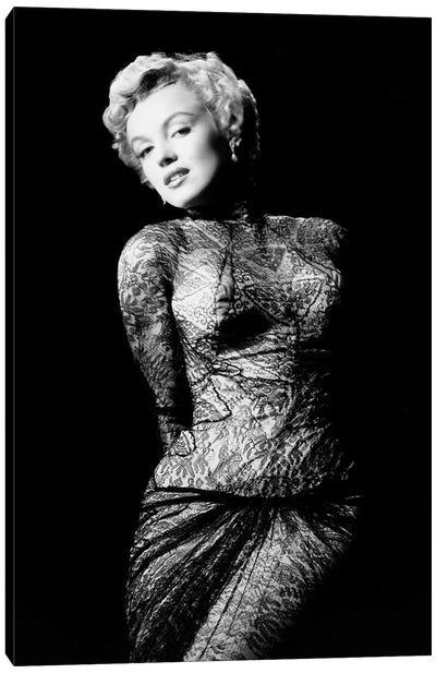 Marilyn Monroe 1952 L.A. California Canvas Art Print