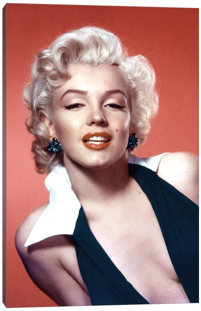 Marilyn Monroe 1952 L.A. California Canvas Art Print