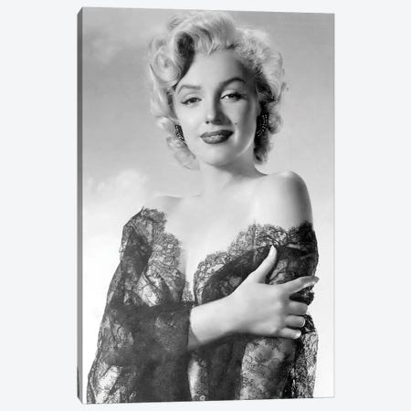 Marilyn Monroe 1952 L.A. California Canvas Print #BMN8605} by Rue Des Archives Canvas Print