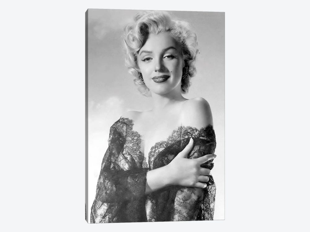 Marilyn Monroe 1952 L.A. California by Rue Des Archives 1-piece Canvas Print