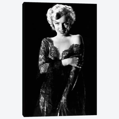 Marilyn Monroe 1952 L.A. California Canvas Print #BMN8606} by Rue Des Archives Canvas Art Print