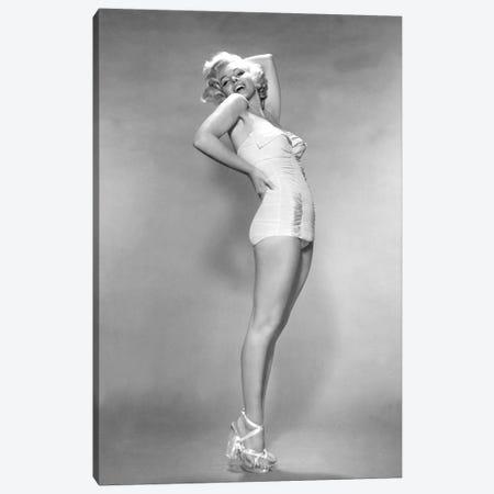 MARILYN MONROE, 1953 L.A. California USA  Canvas Print #BMN8608} by Rue Des Archives Canvas Art