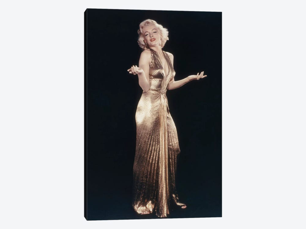 MARILYN MONROE, 1953 L.A. California USA photo par Frank Powolny  by Rue Des Archives 1-piece Art Print