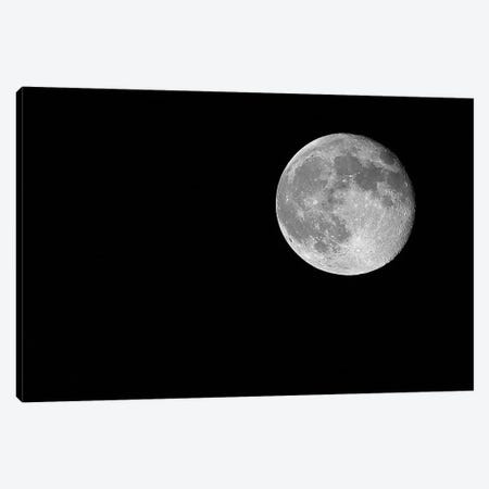 Full Moon, 2017  3-Piece Canvas #BMN8676} by SVP Images Canvas Artwork