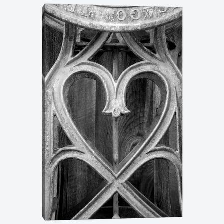Metal Heart, 2014  3-Piece Canvas #BMN8685} by SVP Images Canvas Print