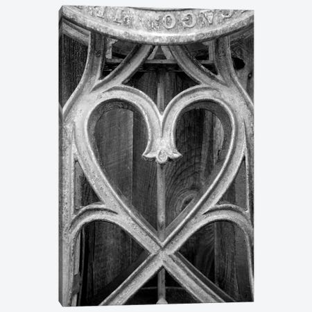 Metal Heart, 2014  Canvas Print #BMN8685} by SVP Images Canvas Print