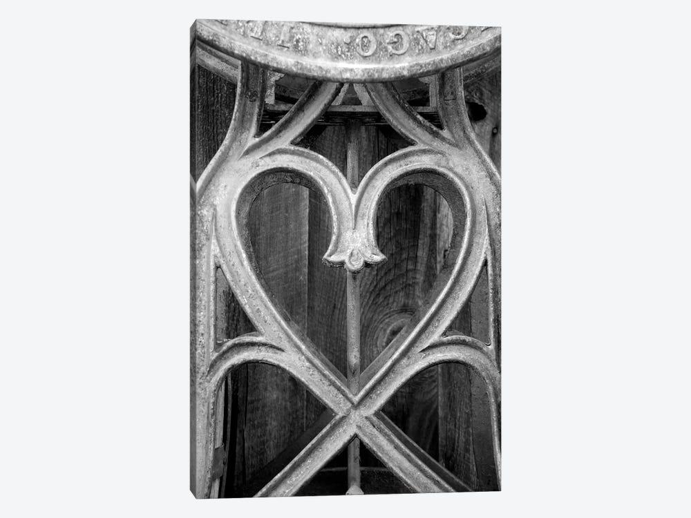 Metal Heart, 2014  by SVP Images 1-piece Canvas Art Print