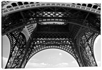 Under Eiffel, 2015  Canvas Art Print