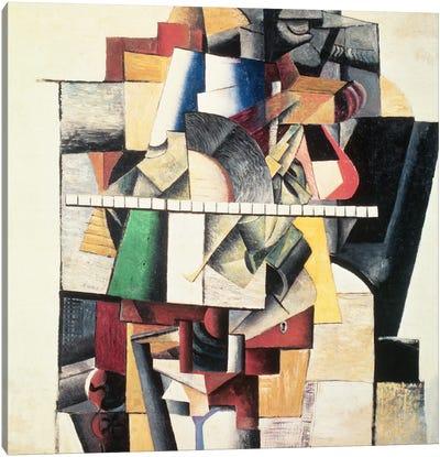 M. Matuischin  Canvas Art Print